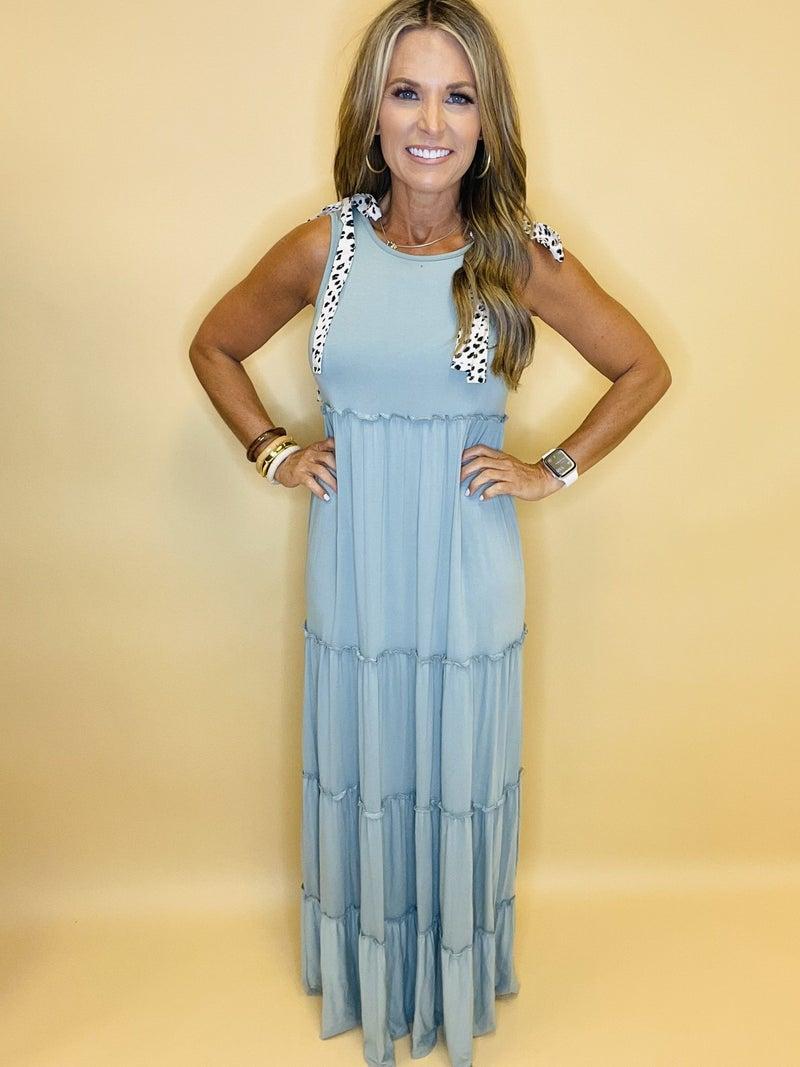 Wisor Maxi Dress---LAST ONE SALE *Final Sale*