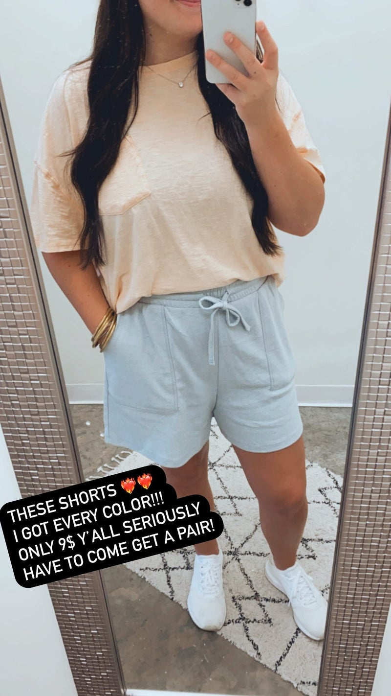Never Leaving Home lounge shorts SUMMER SALE *Final Sale*