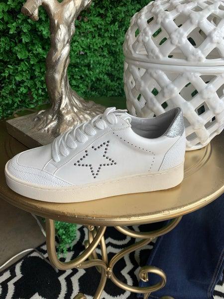 White Raven Sneakers *Final Sale*