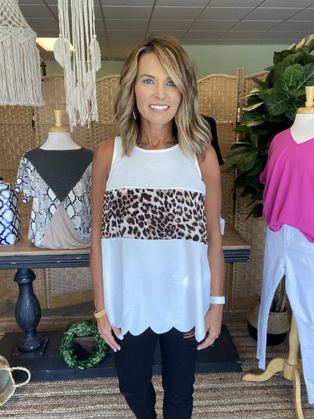 LAST ONE SALE The Dannie in ivory animal *Final Sale*