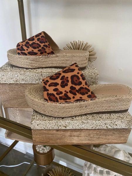 The Market Espadrille Sandal *Final Sale*