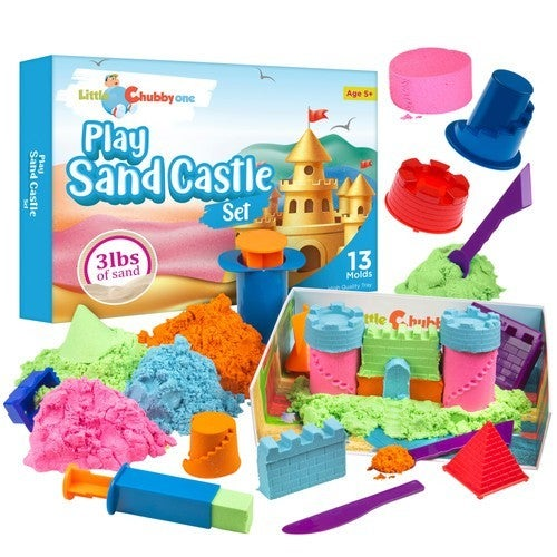 Play Sand Castle Set