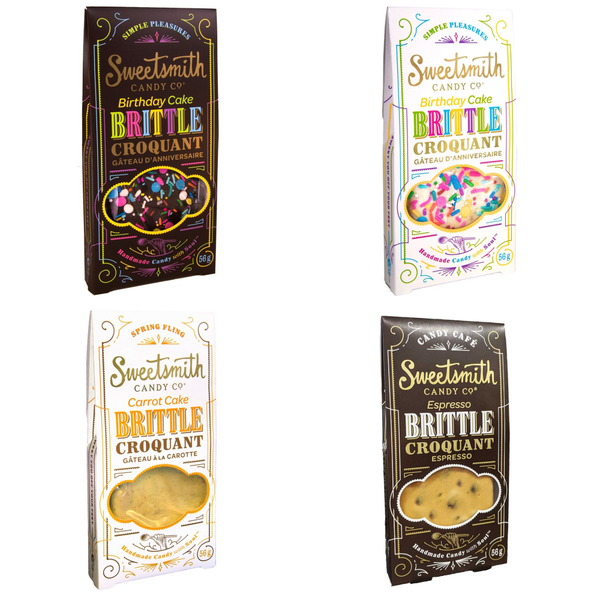 Sweetsmith Candy Brittle