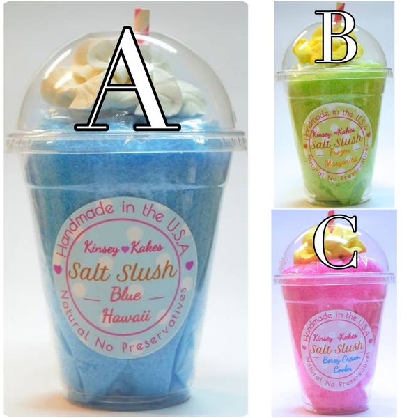 Bath Salt Slush