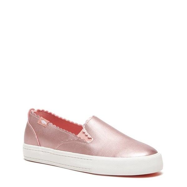 Rocket Dog April Pink Slip-on Sneaker