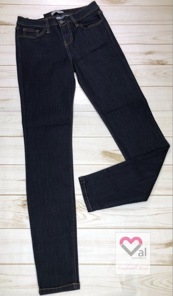 Judy Blue Classic Wash Rayon Skinny Jeans
