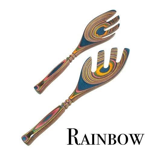 Island Bamboo 9in Pakka Salad Leafs