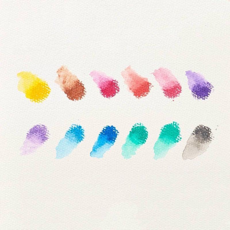 Sparkle Metallic Gel Crayons