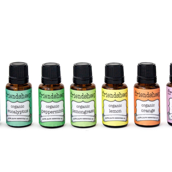 Friendsheep Organic Essential Oil 15mL