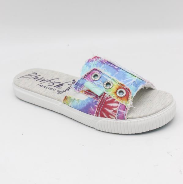 Blowfish Fresco Hippie Tie Dye Slide