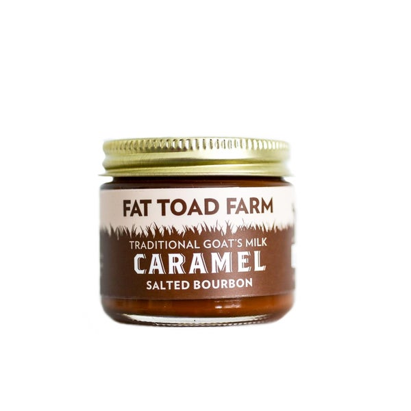 2oz Goat's Milk Caramel Jar