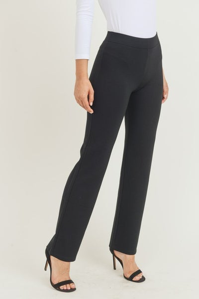 High Rise Flare Bootcut Pants