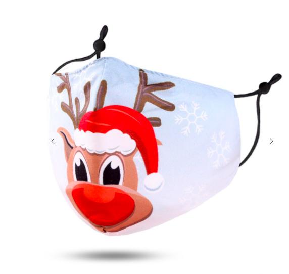 Adult Christmas Masks