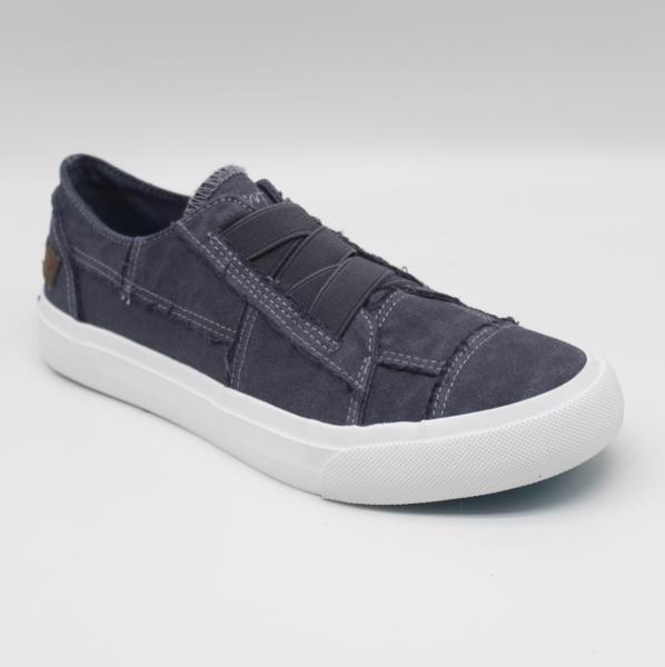 Blowfish Marley Blue Tuna Canvas Sneaker