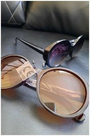 Classic Round Fashion Sunglasses