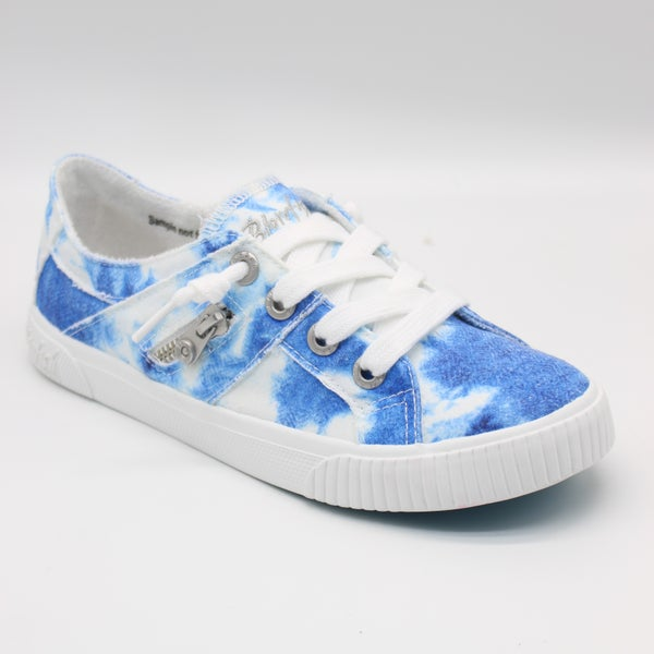 Blowfish Low Top Saltwater Off White Lace Sneakers