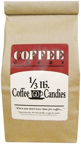 1/3 LB Coffee Hard Candies