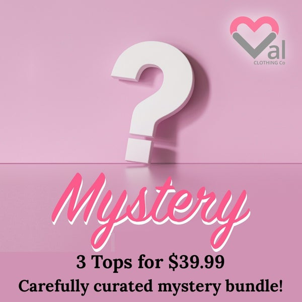 3 Pack Mystery Bundle
