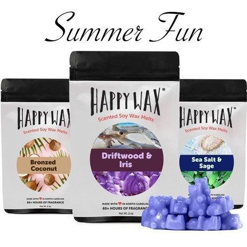 Happy Wax 3-Pack