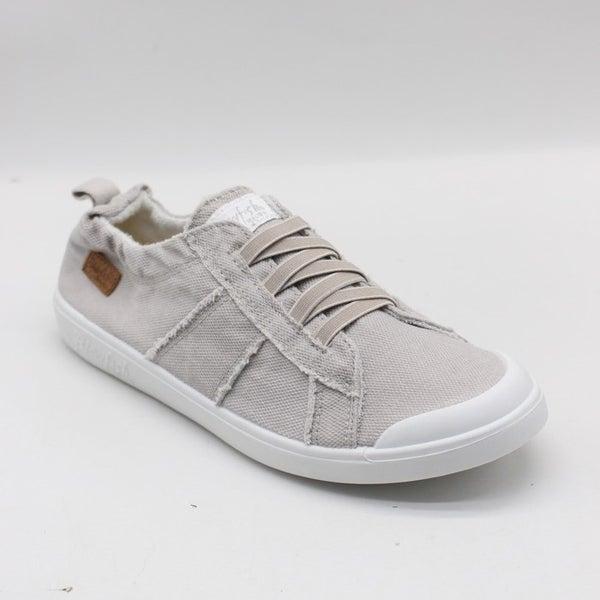 Blowfish Low Top Sandy Grey Elastic Vex Sneakers