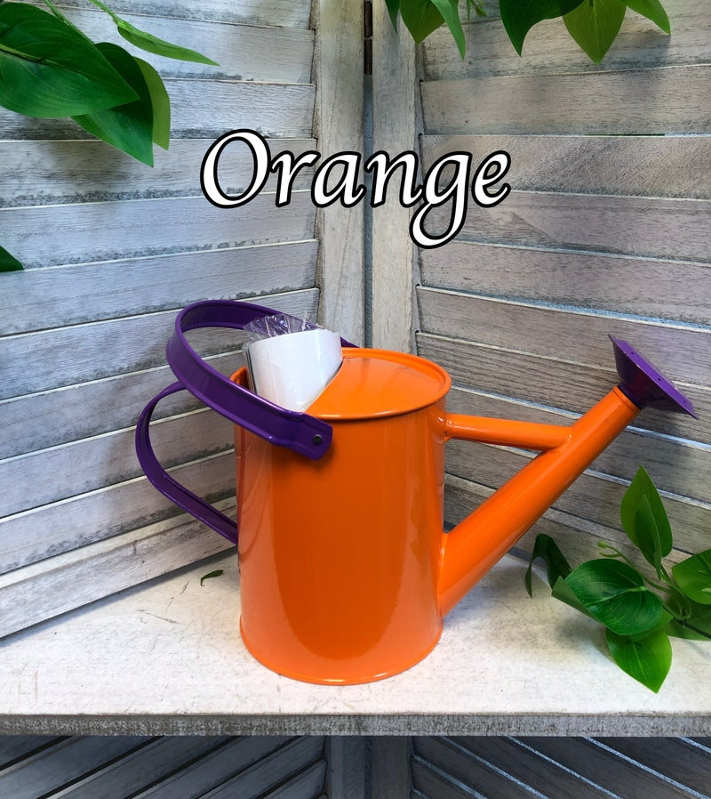 Panacea 2.5L Kids' Watering Can with Stickers