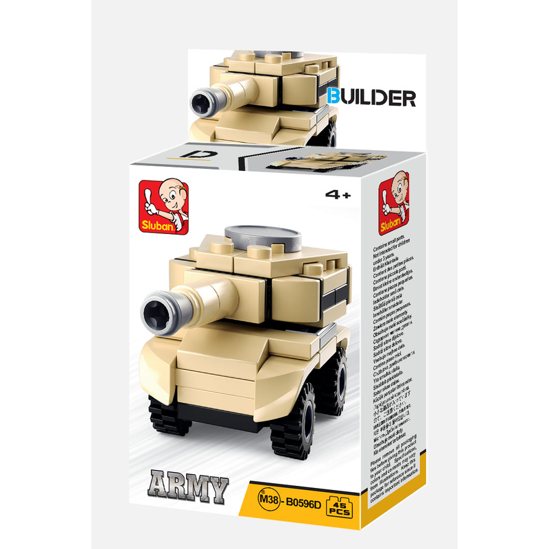 Small Builders Vehicle Building Kit