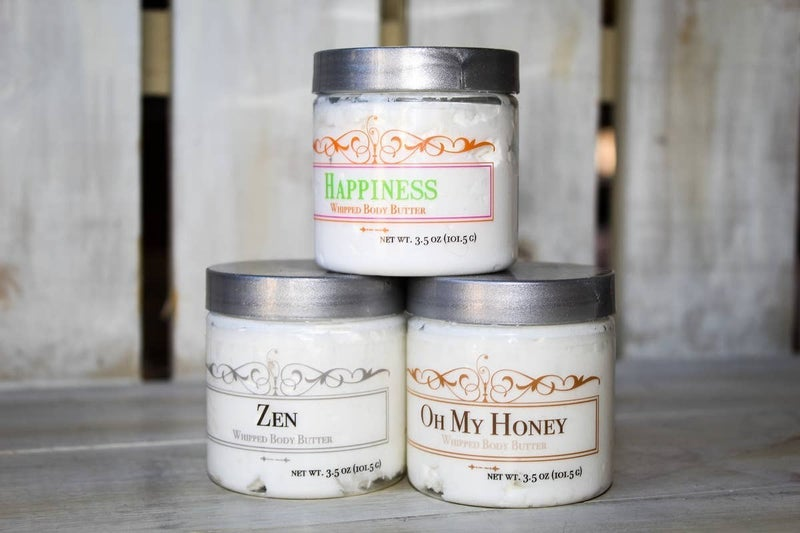 Whipped Body Butter ~ Mini