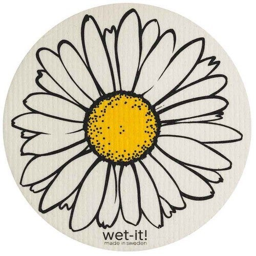 Wet-It Round Swedish Cloth