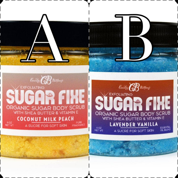 Sugar Fixe Body Scrub