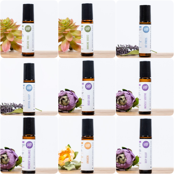Real Oil 10mL Essential Oil Blend