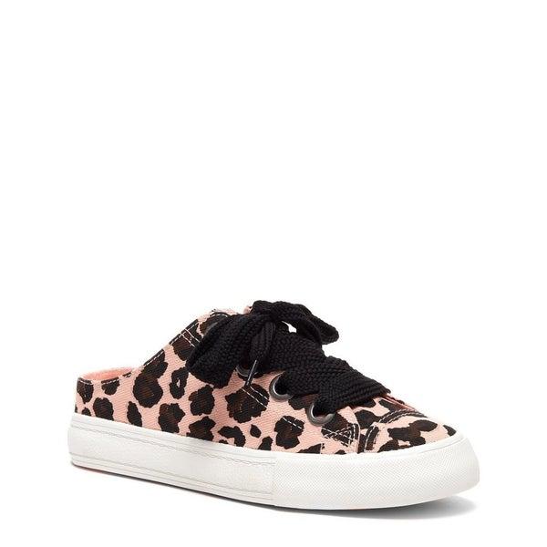 Rocket Dog Athena Pink Cheetah Slip-on Sneaker