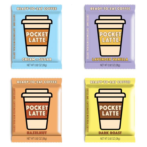 Pocket Latte Coffee Bars