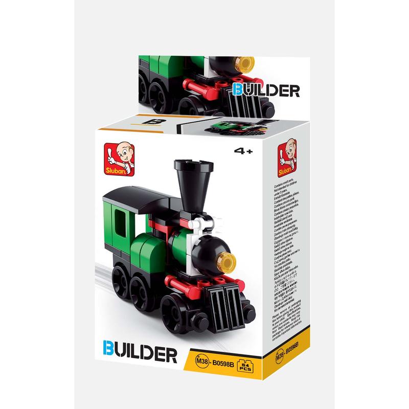 Medium Builders Vehicle Building Kit