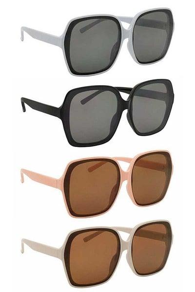 Big Square Fashion Sunglasses