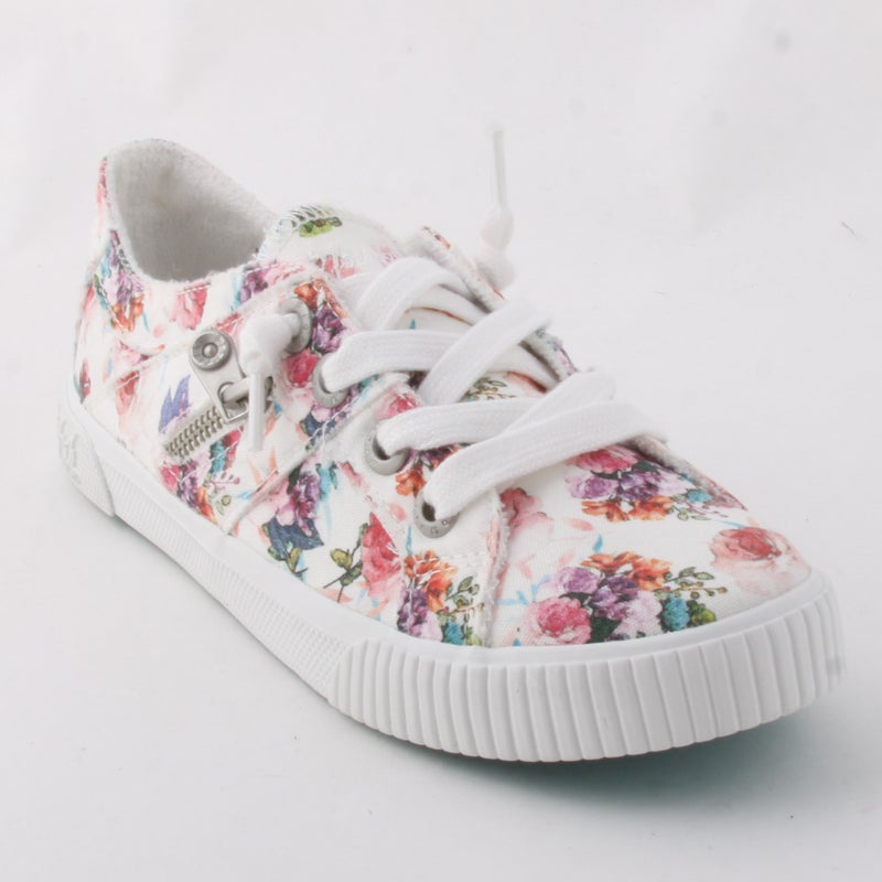 Blowfish Fruit Low Top Starbella Floral Canvas Lace Sneakers