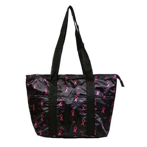 Large Printed Lunch Tote