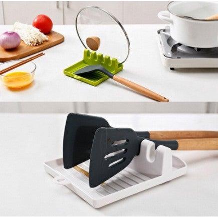 Non-Slip Kitchen Spatula Holder