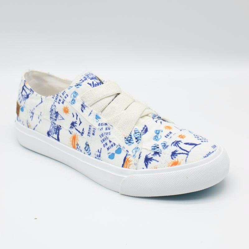 Blowfish Marley Summer Lovin' Print Sneaker