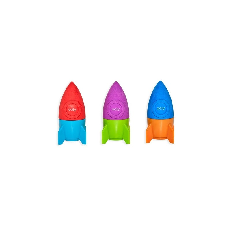Blast Off Eraser & Pencil Sharpener