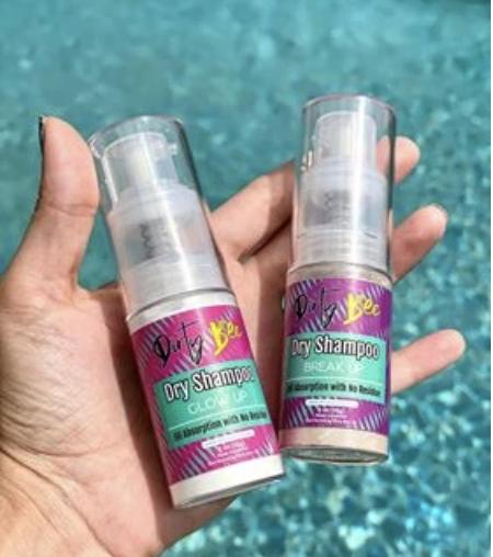 Dirty Bee Dry Shampoo