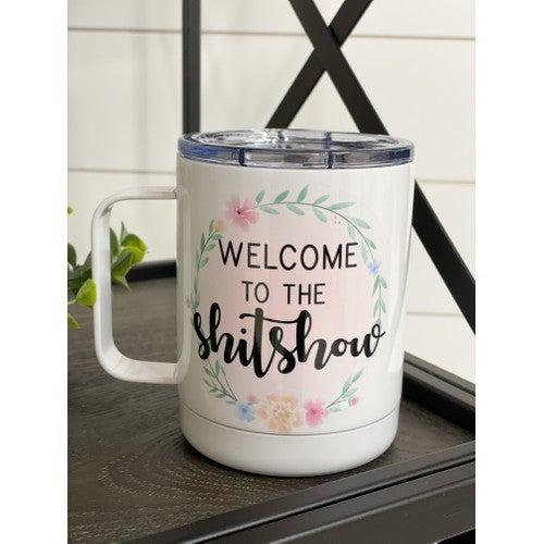 11oz Insulated Travel Mug