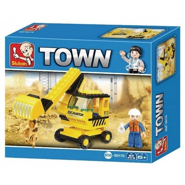 Around the Town Vehicle Building Kit