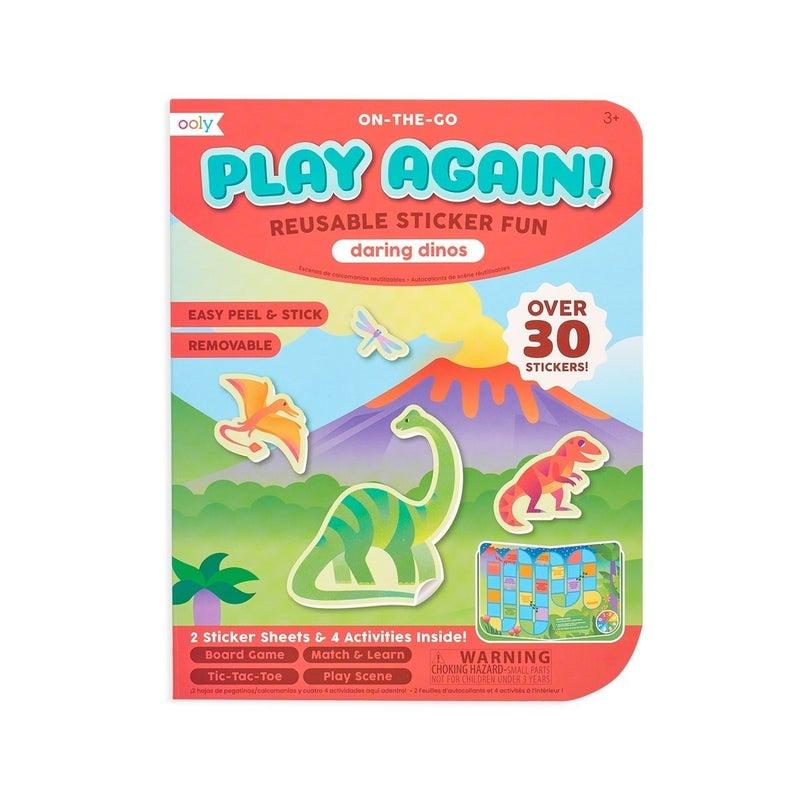 Play Again! Mini On-The-Go Activity Kit