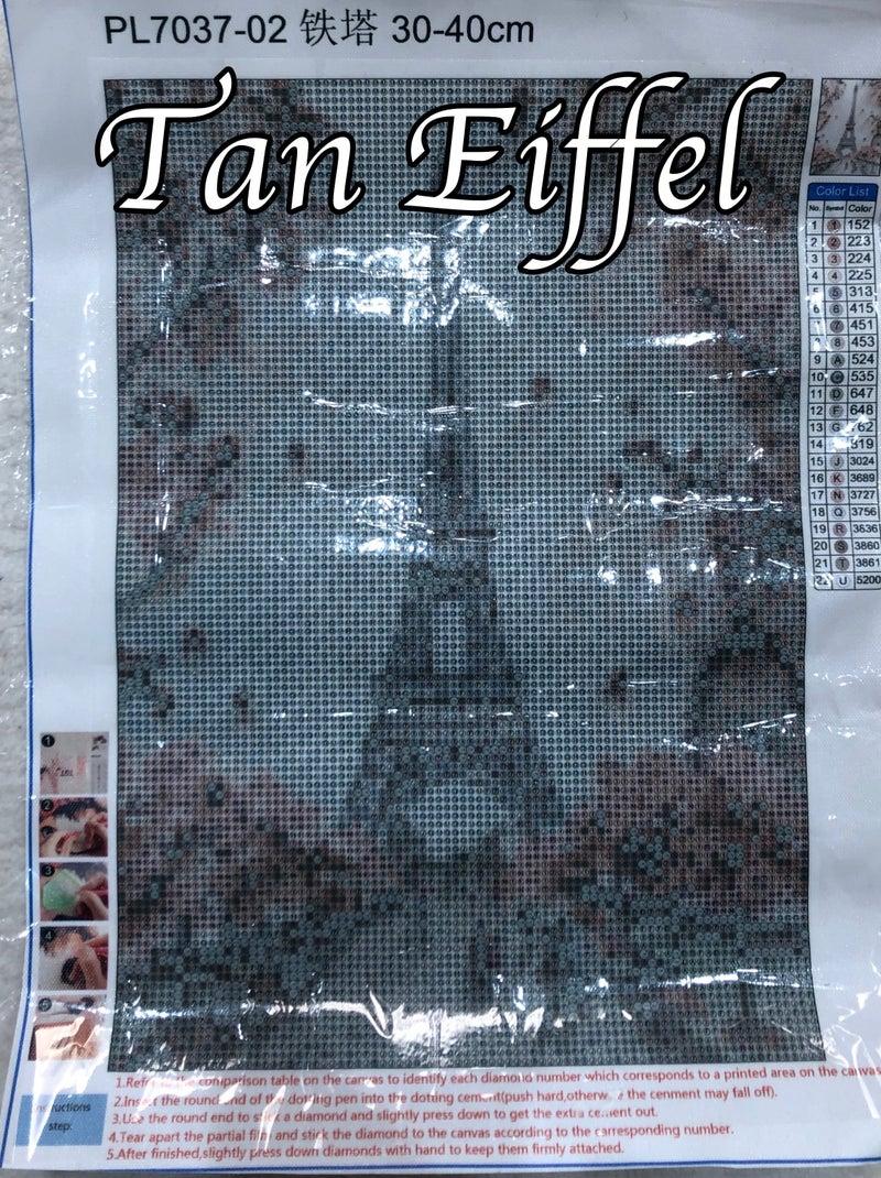 30x40cm Assorted Diamond Painting Kit