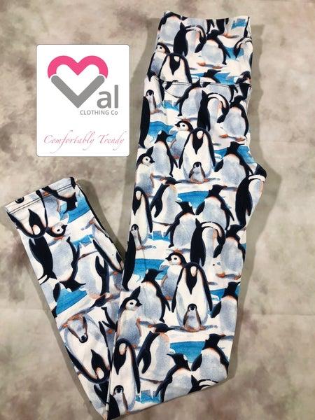 Penguin Leggings