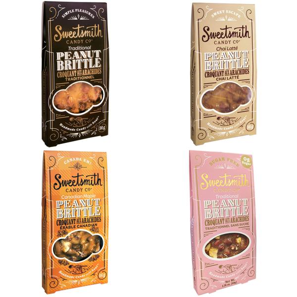 Sweetsmith Peanut Brittle