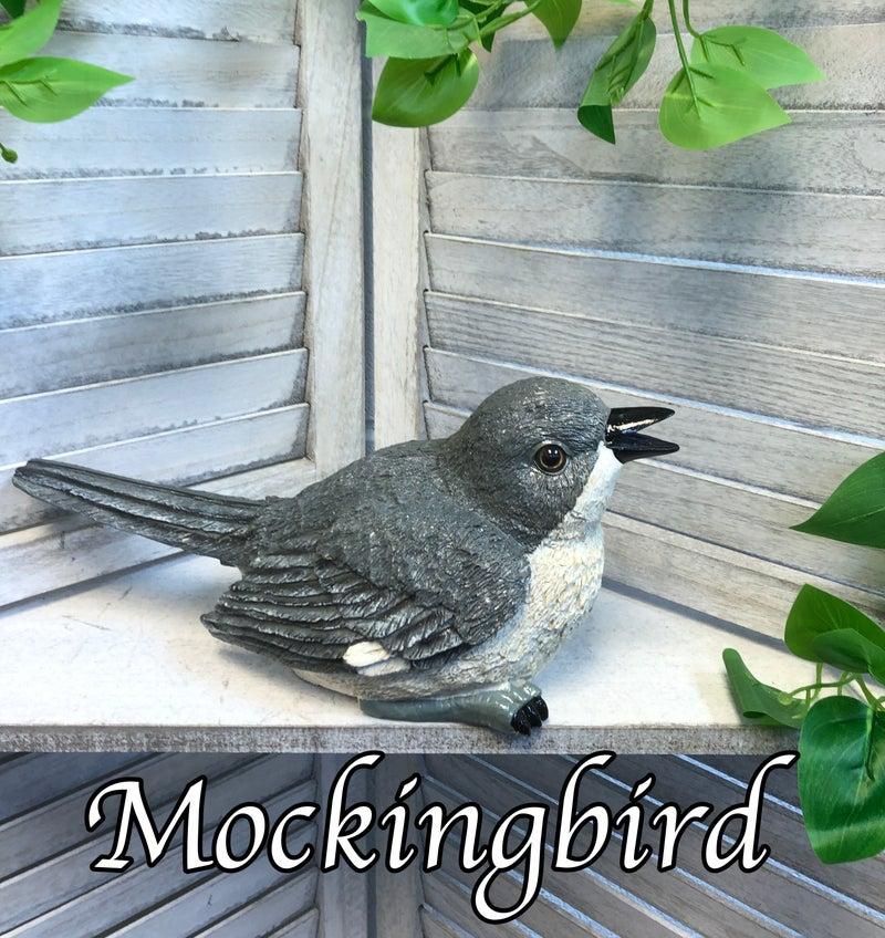 Bird Critter Chirper Garden Statue