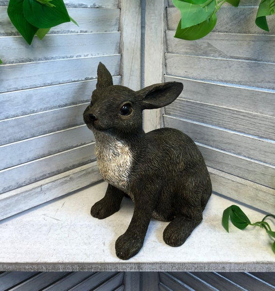 Rabbit Critter Garden Statue