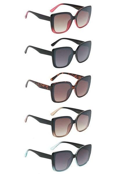Classic Square Fashion Sunglasses