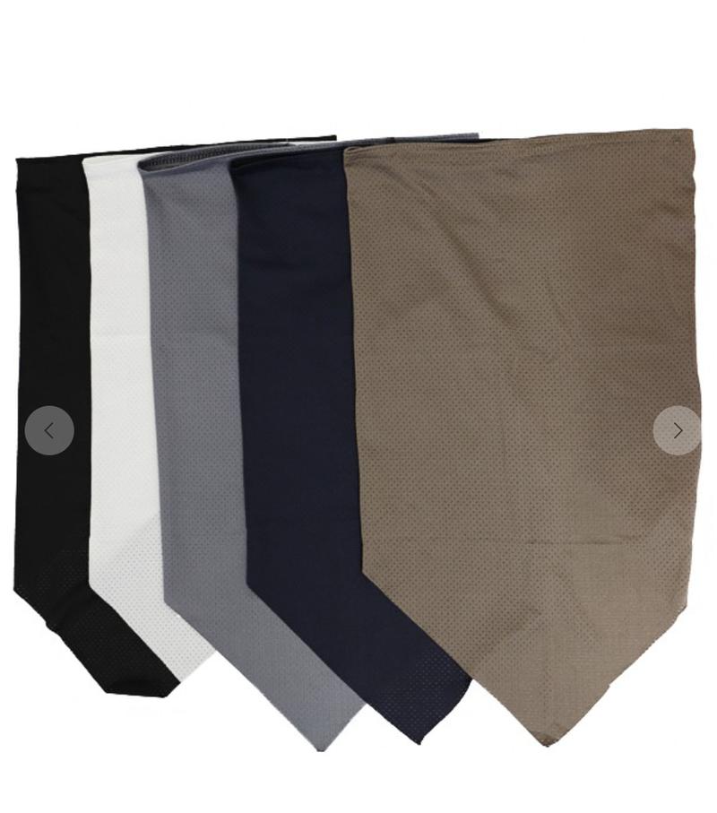 Solid Color Neck Gaiter/Helmet Liner/Face Covering